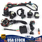GY6 125cc 150cc Wiring harness set CDI for Coolster Go Kart ATV QUAD 6 Pole NEW