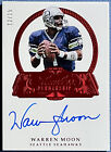 Warren Moon Cards, Rookie Cards and Autographed Memorabilia Guide 9