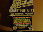 1988 Topps Traded Baseball Cards 20