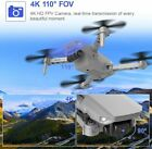 New RC Drone 4k HD Wide Angle Camera WIFI FPV Drone Dual Camera 6 Axis copter