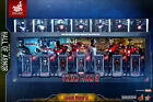 2013 Upper Deck Iron Man 3 Hall of Armor Gallery and Guide 25