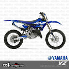 GRAPHICS DECALS STICKERS FULL KIT FOR YAMAHA YZ 125 250 125X 250X 2015 2021