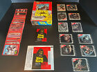 1976 Topps King Kong Complete Cards Stickers Box Pack & Wrap Rare