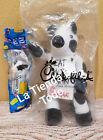 PLUSH TOY FIGURE COW PEZ DISPEN FOR CHICK-FIL-A EAT MOR CHIKIN COLLECTORS READ