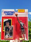 Starting Lineup Rookie 1990 David Robinson Figure Sealed w/ Basketball Cards NEW
