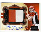 Andy Dalton Cards, Rookie Card Checklist and Autographed Memorabilia Guide 14