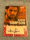 2010 Topps UFC Series 4 MMA Trading Cards 18