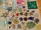 MUST SEE Huge Mega Marbles Vacor Glass Collection  Play Mat  Carrying Case