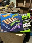 Hot Wheels Track Builder Track Essentials Bridge Pack With Rare 10 Mustang
