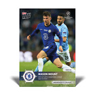 2020-21 Topps Now UEFA Champions League Soccer Cards Checklist 20