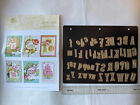 Anna Griffin By The Letter Alphabet Embossing Stencil Cutting Dies