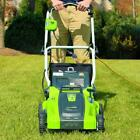 Electric Lawn Mower 16 Inch 10 Amp Corded Lightweight Patio Garden Mowers NEW