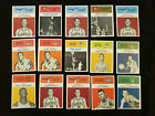 Top 20 Budget Hall of Fame Basketball Rookie Cards of the 1950s & 1960s 40