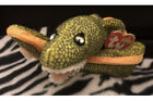 Ty Original Beanie Baby Morrie The Electric Eel 2000 Snake