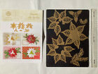 Anna Griffin Poinsettia Pop Up Christmas Card Embossing Stencil Cutting Dies
