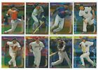 Topps Finest Baseball Design History and Visual Timeline 45