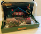 NIB Lemax Countdown Days To Christmas Village Table Accent #93436 Tree Reindeer