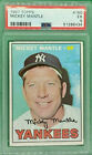 Comprehensive Guide to 1960s Mickey Mantle Cards 208