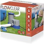 Bestway 58390E Flowclear 1500 Filter Pump Above Ground Swimming Pool Like Intex