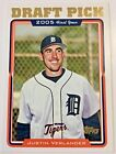 Justin Verlander Cards, Rookie Cards and Autograph Memorabilia Guide 8