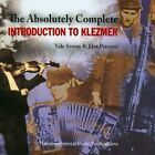 YALE STROM AND HOT PSTROMI Absolutely Complete Introduction To Klezmer CD