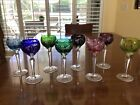 8 Nachtmann Vintage Traube wine glasses excellent condition 7 free shipping