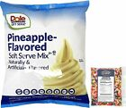 By The Cup Sprinkles and Soft Serve Bundle Pineapple Dole Whip 440 Pound