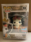 Funko Pop! Animation 358 One Piece Brook 2018 Fall Convention Exclusive Figure