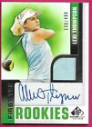 2021 SP Authentic Golf Cards - Updated Details 35