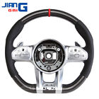 Upgraded Carbon Fiber Steering Wheel Fit For ALL Mercedes Benz AMG E C CLASS