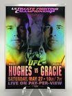Hughes vs Gracie Topps 2009 Round 2 UFC 60 Fight Poster Review #FPR-UFC60