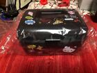 Sanrio Hello Kitty black carrying case NEW VINTAGE Shipping will vary CUTE