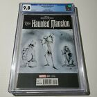 Disney Haunted Mansion CGC 98 White Pages Crosby Variant Marvel Comic 5 16