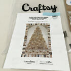 Home for the Holidays Christmas Quilt Wall Hanging KIT Boundless Fabics Gold