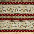Christmas Whimsy By Whimsicals for Red Rooster 6 Yard Bundle