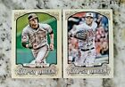 2014 Topps Gypsy Queen Reverse Image Variations Guide 114