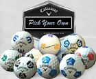 Callaway Truvis Collectaballs - Single Limited Edition Rare Golf Balls