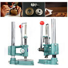 Heavy Duty Embossing Stamp Press Tool Leather Imprinting Punching Logo Machine