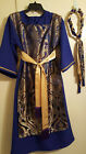 Biblical Costume for Bible Dramas Nativity Scenes Made in USA Kids size