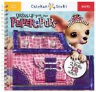 DRESS UP YOUR OWN PAPER PUPS CHICKEN SOCKS By Editors Of Klutz