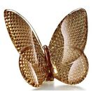 Baccarat 2812663 Lucky Butterfly Crystal Gold Diamond