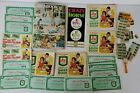 Large Lot of SH green stamps Saver Books 1974 Ideabook Certificates  More