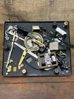 Dual 1226 VINTAGE Turntable W Extra Switches and Nob Accessories Parts Repairs