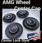 AMG Mercedes Benz C W205 W213 Wheel Hub Cover Center Cap A0004001100 Replacement