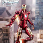 New Iron Man Mark VII MK7 Action Figure Toy ZD Collection 7in Kids Gift Hot Sale