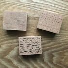 Chamil Garden Rubber Stamp Collection Piece 3 Piece Lot