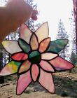 Stained Glass Lotus Flower