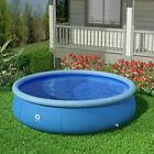 Avenli 10ft x 30in Easy Set Inflatable Above Ground Family Swimming Pool Large