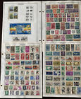 GREAT UNITED STATES STAMPS LOT ON HARRIS ALBUM PAGES MANY COMPLETE PAGES