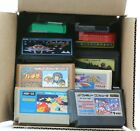 Lot of 20 UNIQUE Famicom Games Jump start your collection